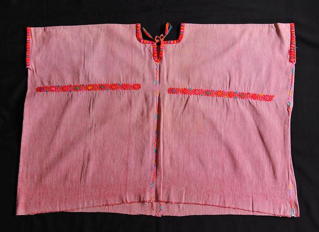 Mexico Chiapas Maya Huipil Textiles