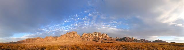 Organ Mountains Panorama
