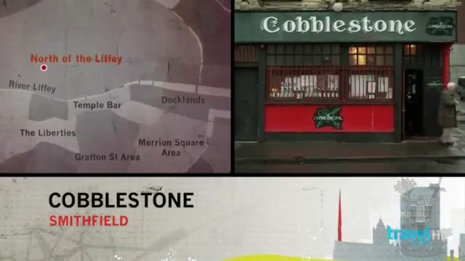 Anthony Bourdain  - The Cobblestone
