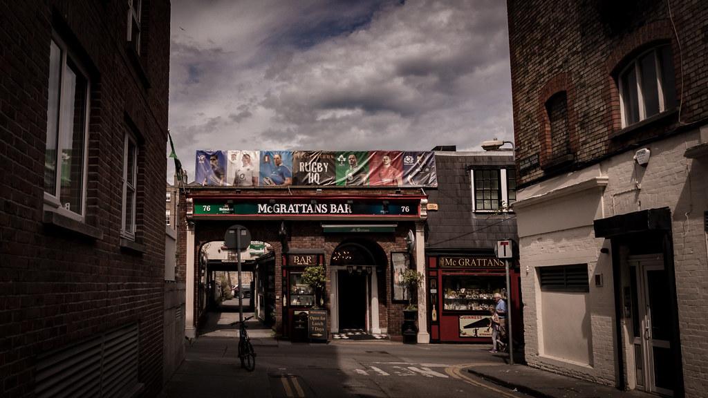 McGrattan's: Fitzwilliam Lane