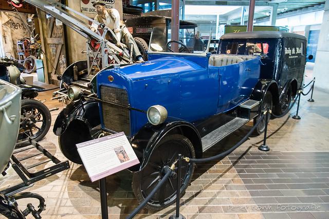Trojan PB Utility Car - 1924