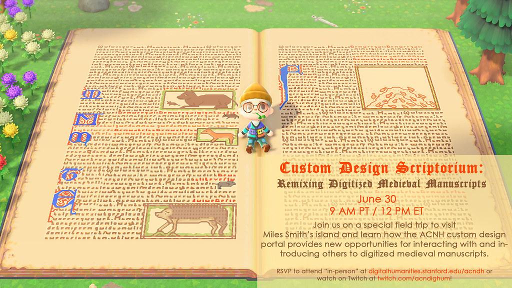 Custom Digital Scriptorium