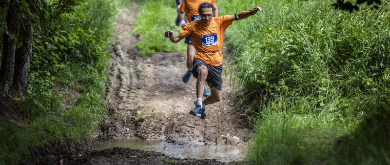 Brdský půlmaraton pokřtil premiéru s hvězdou i veterány