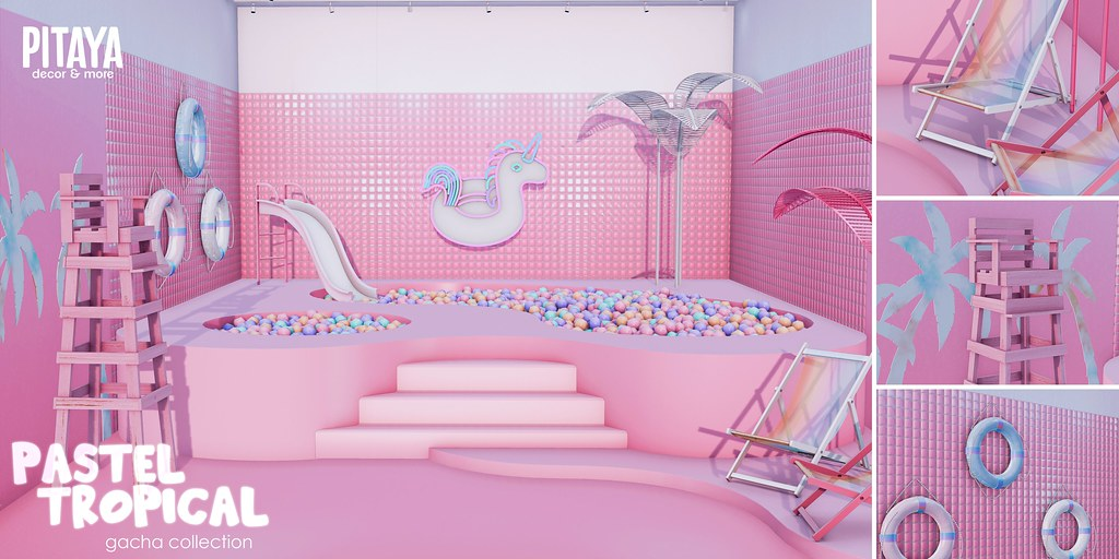 Pitaya – Pastel Tropical @ K9