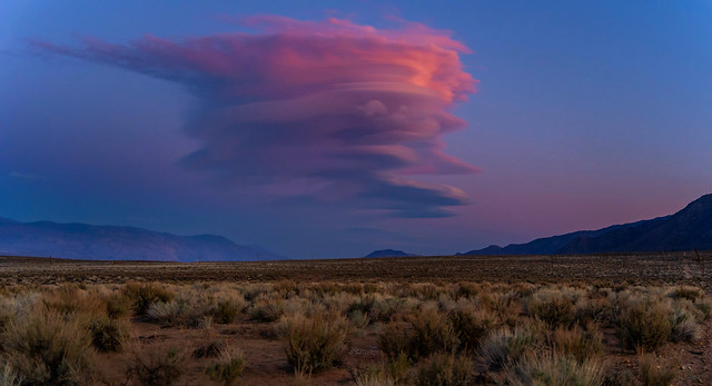 Owens Valley Sunset 2