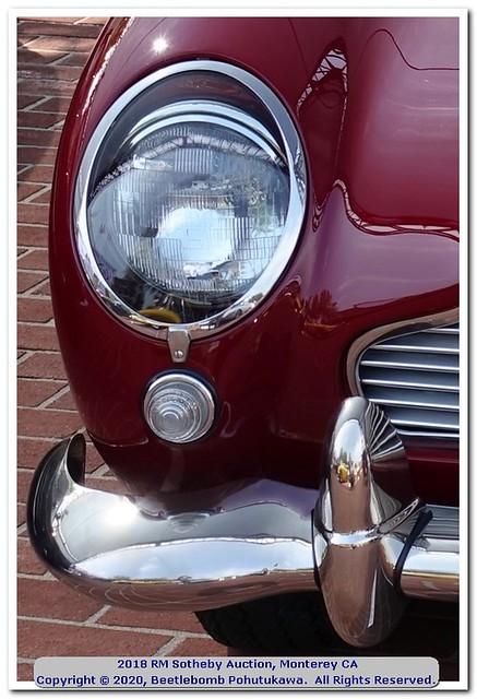 2018: RM Auctions, Monterey: 1965 Aston Martin DB5 Vantage Convertible