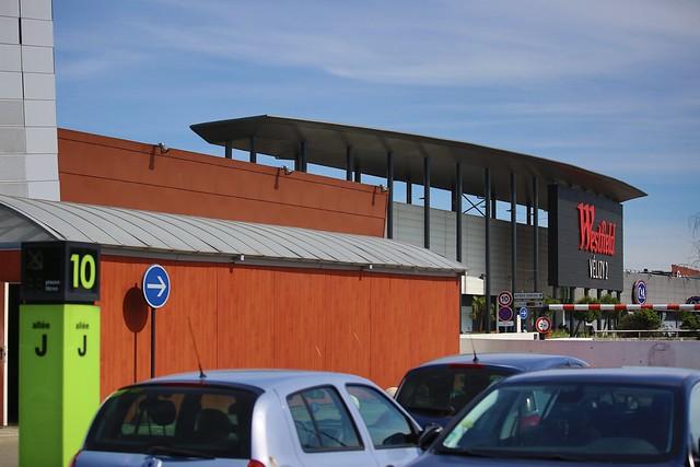 Centre de vaccination à Westfield Vélizy 2