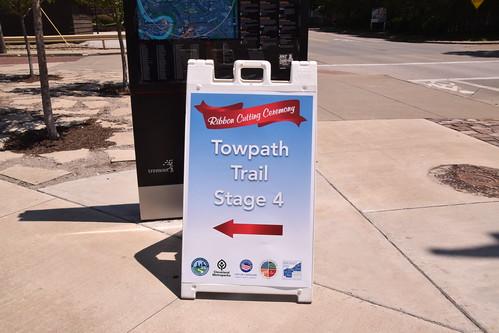 06.09.2021 Towpath Trail Ribbon Cutting