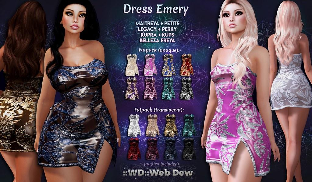 Dress Emery @ Happy 99 Event