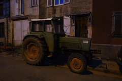 Ardennes by night