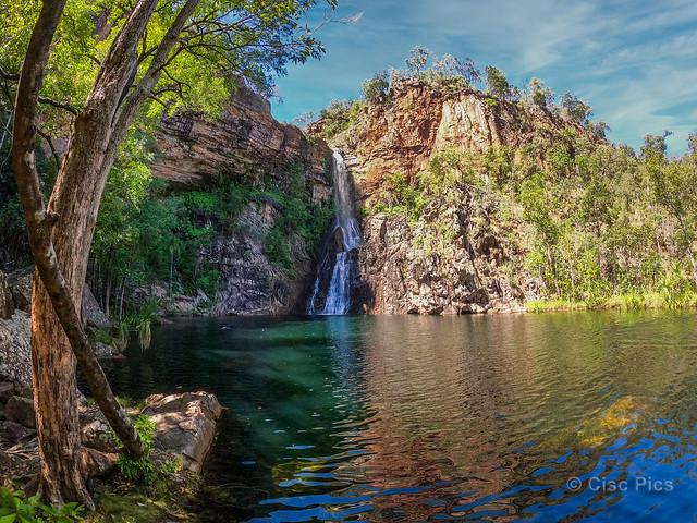 Tjaynera Falls (Explored 16/6/21)
