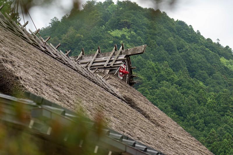 古峰神社の天狗