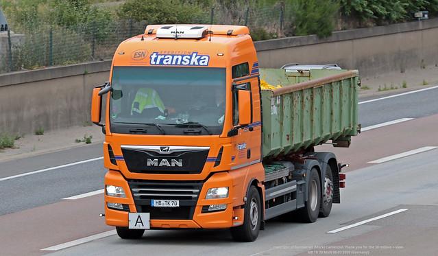 MB TK 70 MAN 08-07-2020 (Germany)