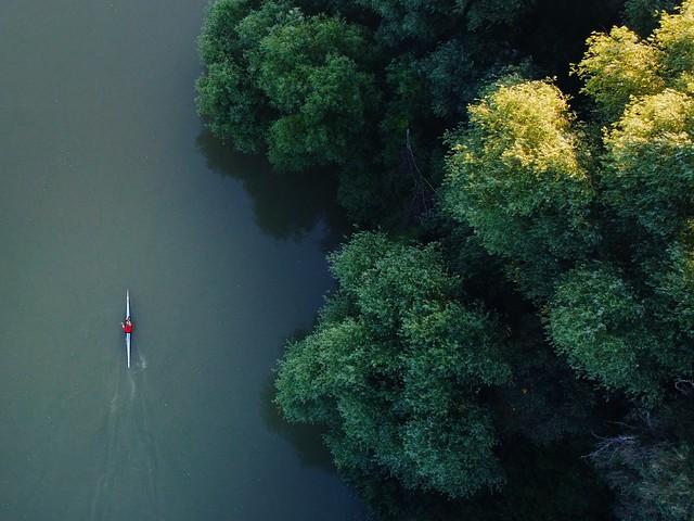 danube kayaking