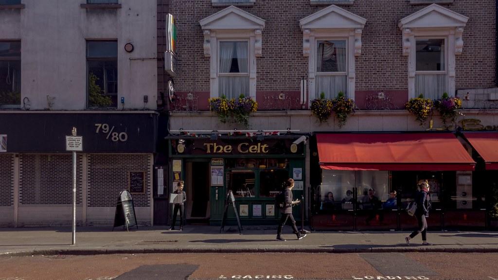 The Celt: Talbot St.