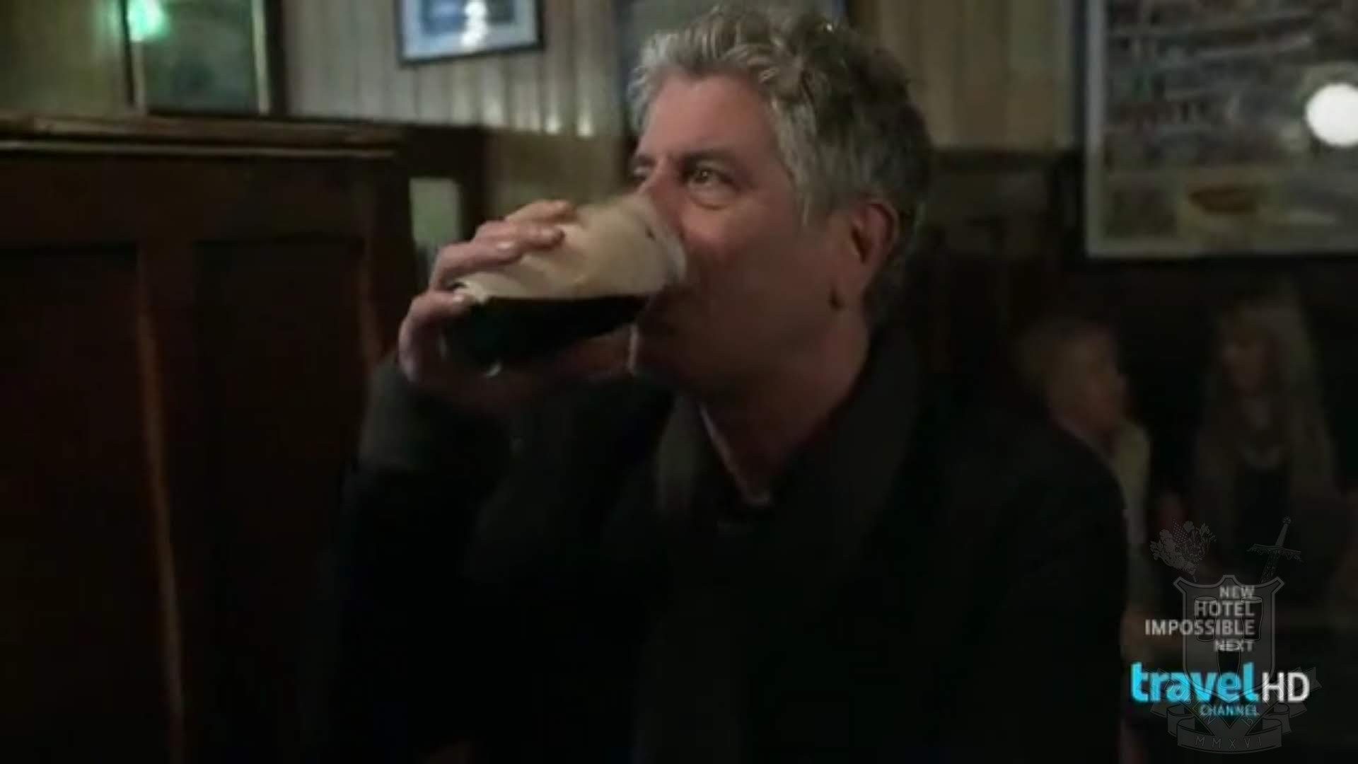 Anthony Bourdain Pub Crawl
