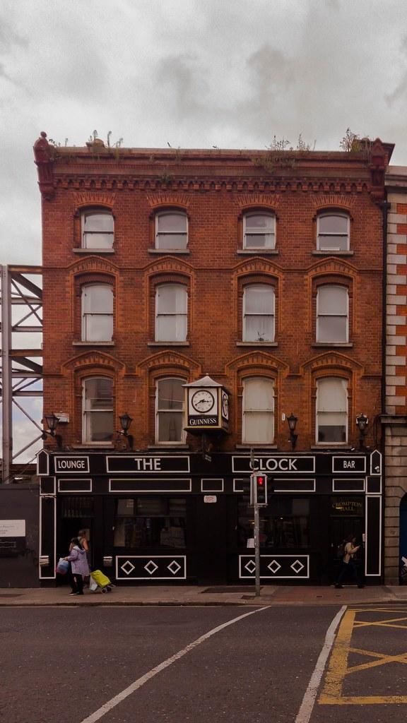 The Clock: Thomas St.