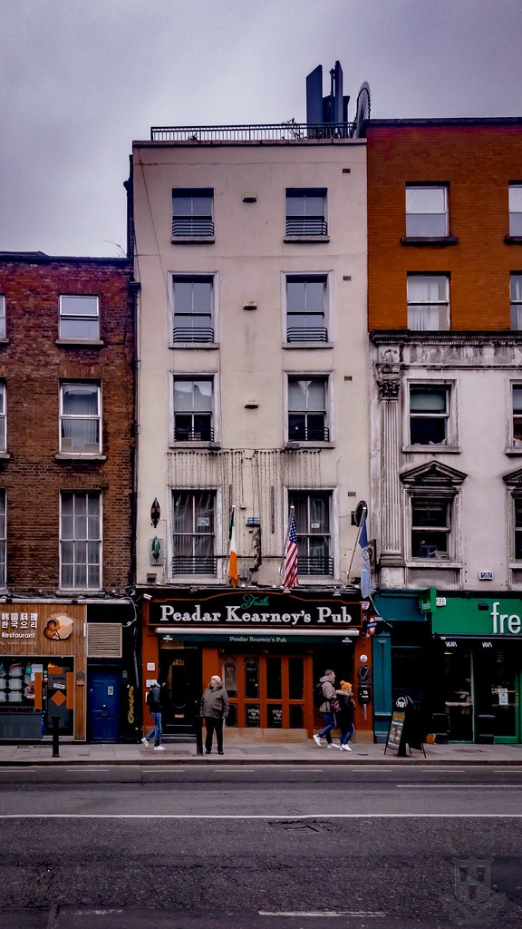 Peadar Kearney's: Dame St.