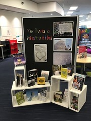 Matariki display, Fendalton Library