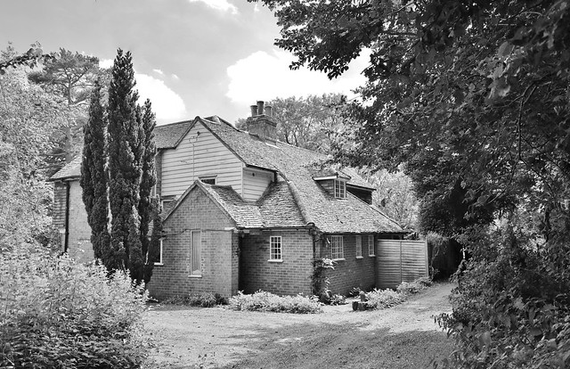 The Little House Down The Lane