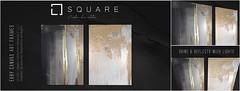 EKBY Canvas Wall Art Frames