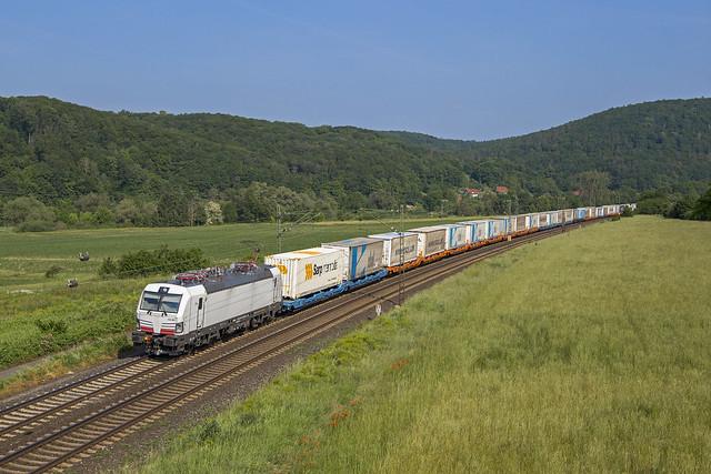 Ecco Rail 193 961, Harrbach (D)
