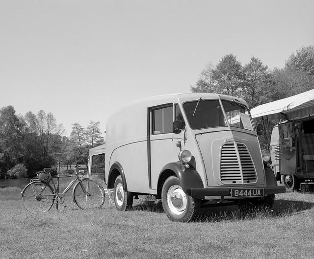 Day 150 (30th May) - J Van & Bicycle