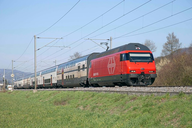 SBB Re 460 092 Sissach