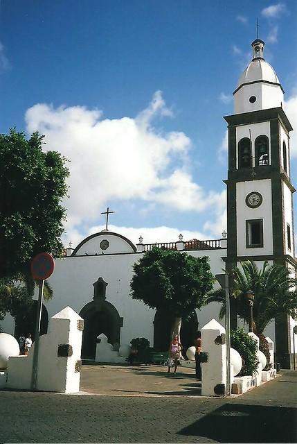 Arrecife - Iglesia de San Ginés - Lanzarote