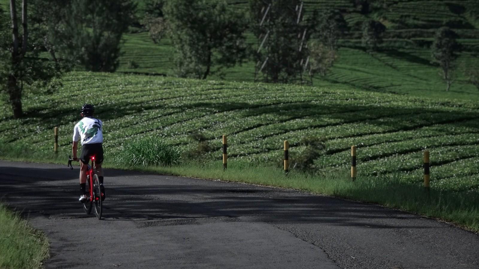 Wayang-Windu: A Weekend Road Cycling Trip