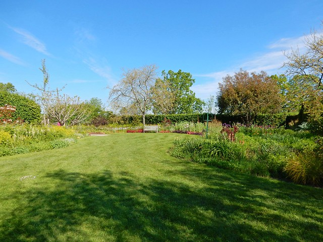 Merriments Garden, East Sussex