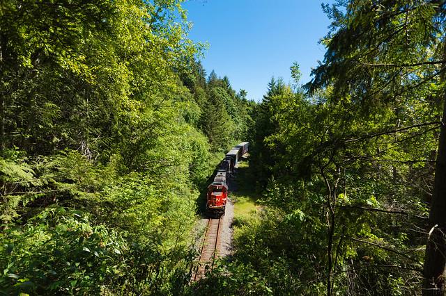 CN5467N (CN L546)-West Vancouver