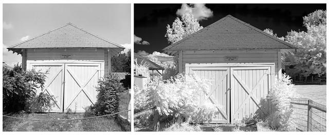 Visible Light | Invisible Light — a comparison