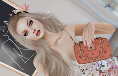 How do I change the color of the hairbase or the like