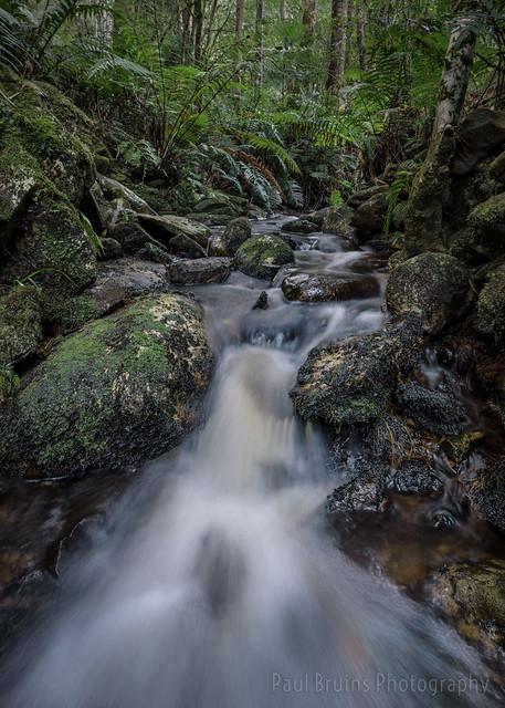 Jubilee Creek Cascade