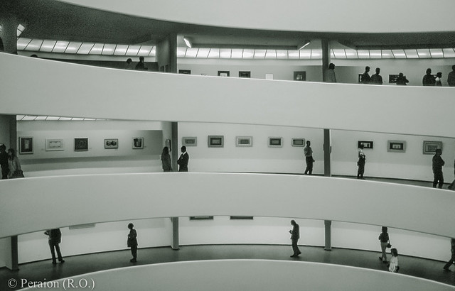 Guggenheim Museum, New York 1988