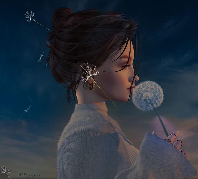 ► ﹌Dandelion ...◄﹌