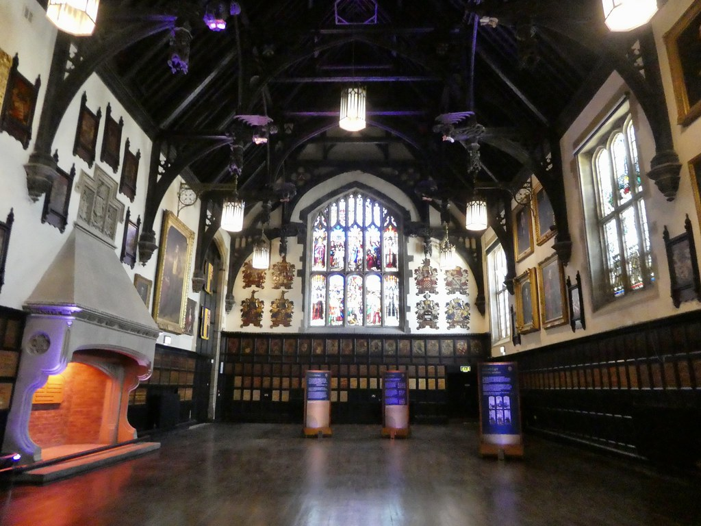 The Grand Hall, Durham Town Hall