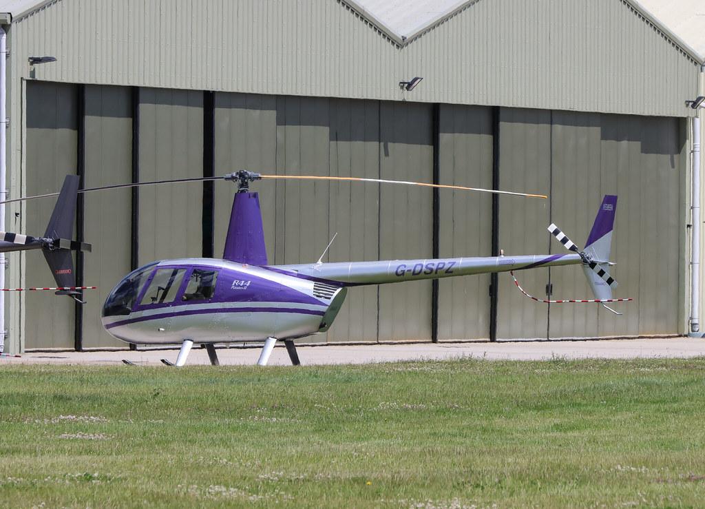 G-DSPZ  Robinson R44 II