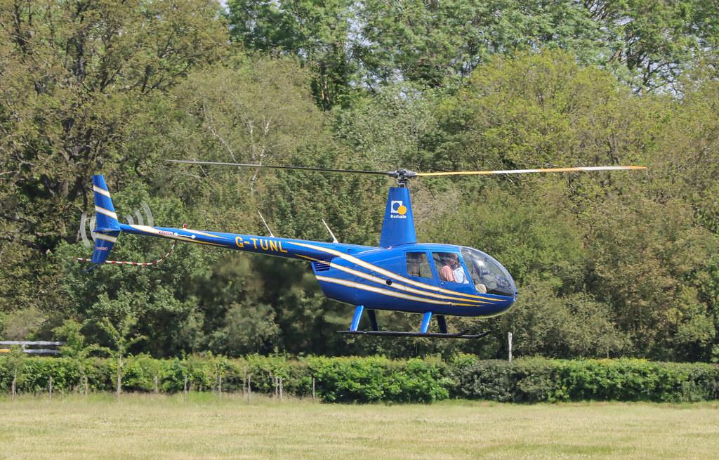 G-TUNL  Robinson R44 II