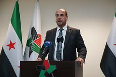 رئيس الائتلاف د.نصر الحريري