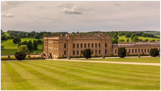 Chatsworth House.