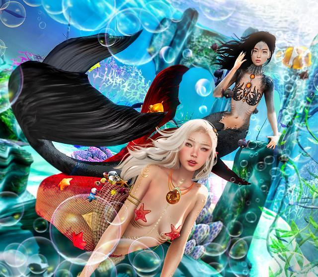 mermaids lagoon