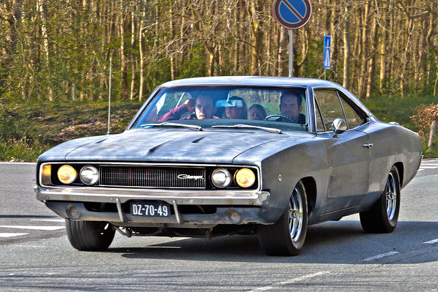 Dodge Charger 1968 (2434)