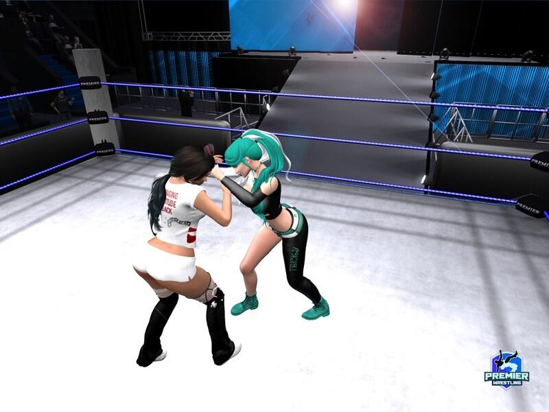 Premier Wrestling S10 E3