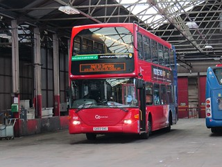 Go North East - 6138 - GX03SVG - GoNE20211287GoNorthEast