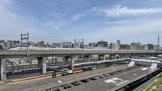東北新幹線 E2系とE7系