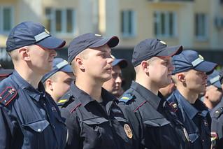 15.06.2021 | Отправка сотрудников МВД в командировку на Северный Кавказ