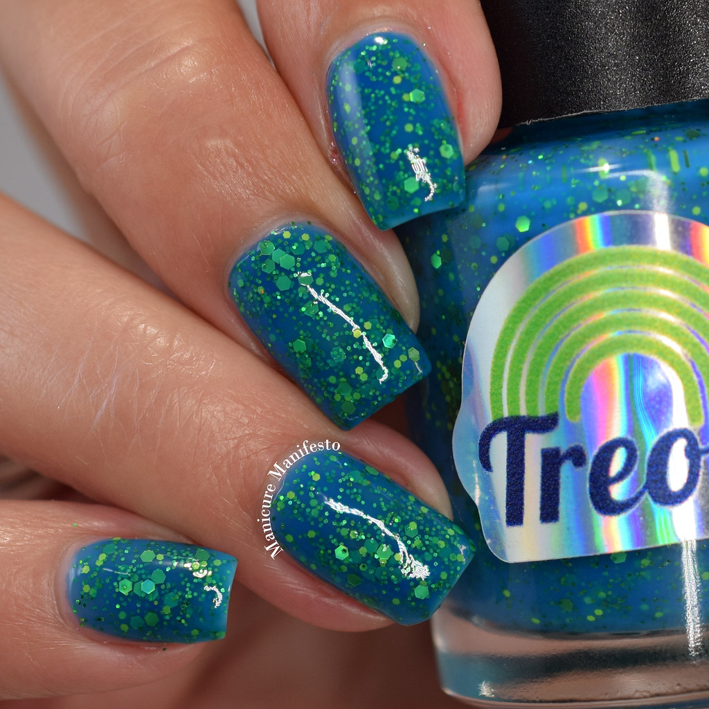 Treo Lacquer Lost In The Woods review