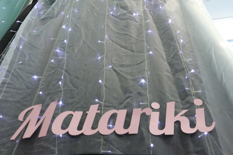 Matariki display, New Brighton Library